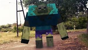 Minecraft Mods in Real Life - YouTube