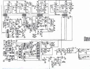 20 Band Audio Equalizer Circuit Diagram