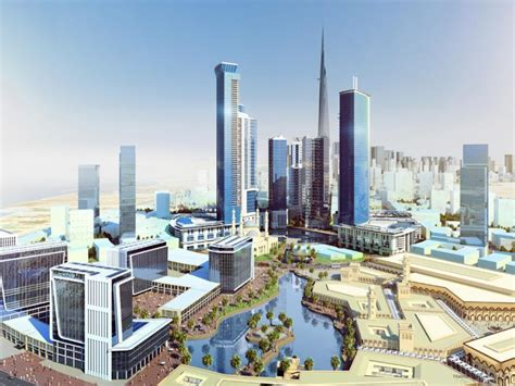 Kingdom City Master Plan | Calthorpe Associates