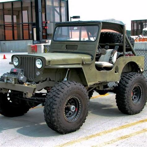 willys jeep truck green 93 best jeep cj3b images on pinterest jeep willys jeep