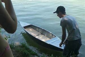 Build Your Own Canoe With Duct Tape And Pvc Pipes