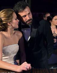 Ben Affleck and Jennifer Lawrence