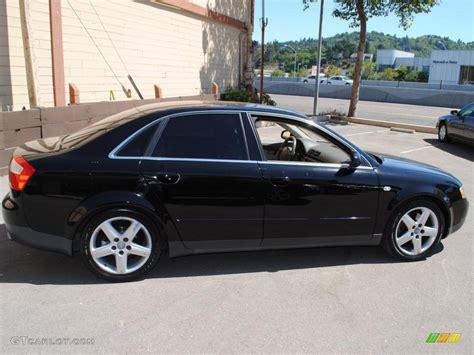 2002 Audi A4 by 2002 Brilliant Black Audi A4 3 0 Quattro Sedan 32178587