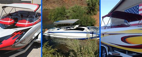 Boat Shop Lake Havasu boat and vehicle upholstery by in stitches customs in lake