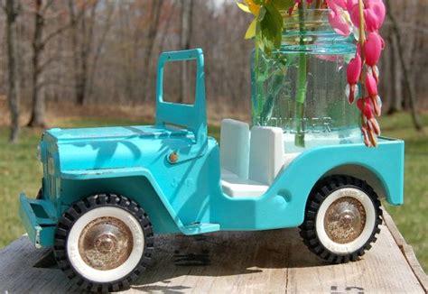 jeep tonka wrangler hold for bonita vintage tonka toy turquoise blue jeep