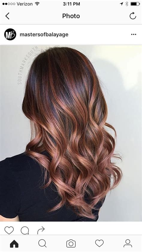 The 25 Best Rose Gold Ombre Ideas On Pinterest Rose