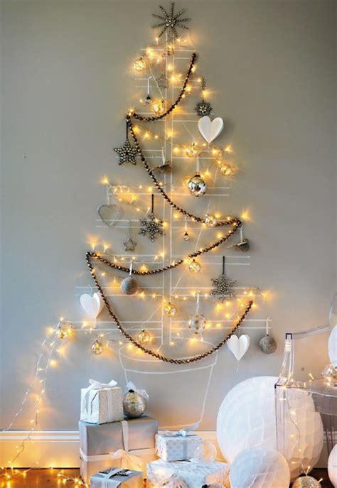 weihnachtsbaum basteln  unglaublich kreative diy ideen