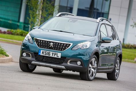 New Peugeot 2008 Allure 2016 Review