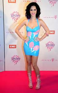Katy Perry cotton candy dress | drunkleather