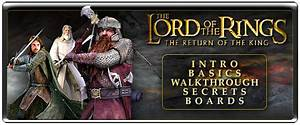 The Lord Of The Rings The Return Of The King Cube