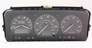Gauge Cluster Speedometer 1995 Vw Passat 95