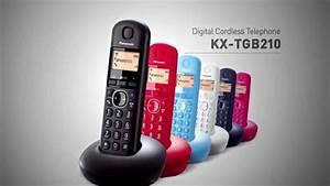 Panasonic Dect Kx-tgb210