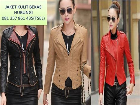 Harga Jaket Kulit Merk Global 24 best model jaket kulit wanita images on