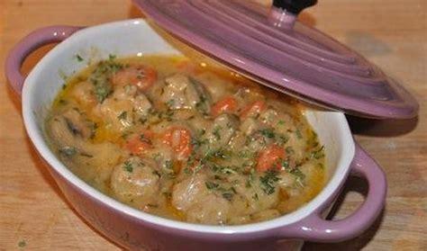 cuisiner une blanquette de veau blanquette de veau aux petits légumes passionsanté be
