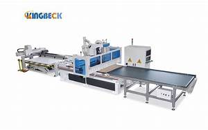 Full Automatic Cnc Router For Kitchen Cabinet Furniture