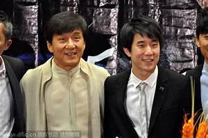 Jackie Chan's son detained for taking drug - China ...