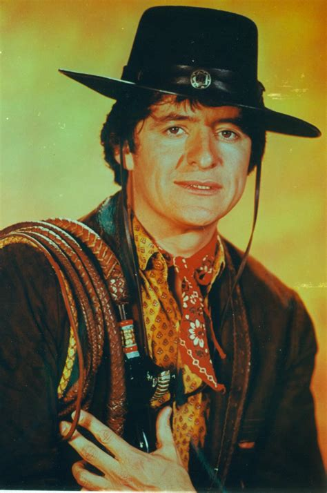 Totally immersed in the world of Henry Darrow — The 'High Chaparral' actor speaks