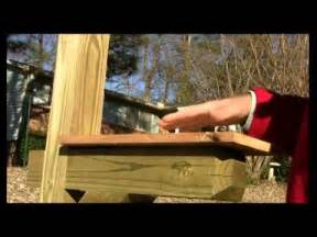 How to Install Wooden Mailbox Post