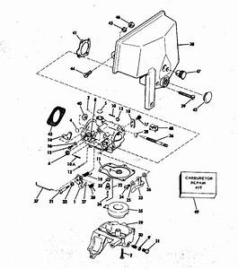 Johnson Carburetor Parts For 1981 25hp J25rwlcim Outboard