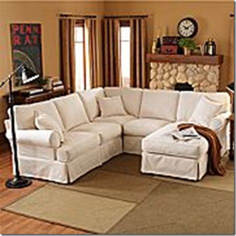 jcpenney slipcover sectional sofa gracious southern living searching for the perfect sofa