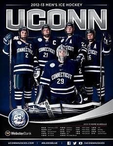 2012-13 UConn Men's Ice Hockey Media Guide by UConn ...