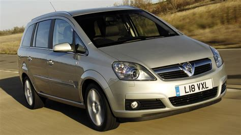 vauxhall zafira review top gear
