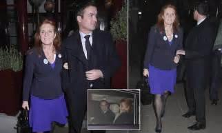 Sarah Ferguson with former flame Manuel Fernandez | Daily ...