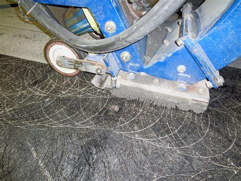 asbestos floor tile mastic removal abrasive blaster flickr