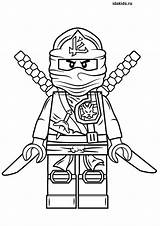 Ninjago Lego Coloring Ninja Jay Go Pages Print Fastest Selection sketch template