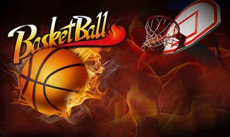 nba basketball court basketball