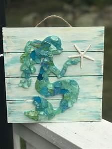 Mermaid, Beach, Glass, Etsy, Com, Shop, Lilyvictoria