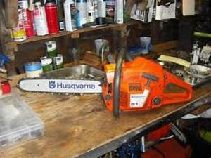 Husqvarna 50 50 Special 51 And 55 Chainsaw Repair Manual