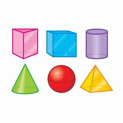 Shapes 3d Accents Variety Mini Pack Ct