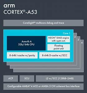 Arm Cortex A53 Vs Cortex A55 Specifications Comparison And