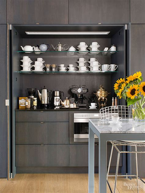 butler coffee table coffee station ideas