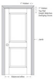 Pocket Doors For Closets by Closet Doors Trustile Doors