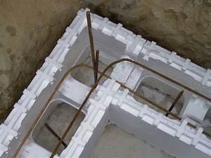 les kits piscine polystyrene construire soi meme sa With realiser une piscine en beton