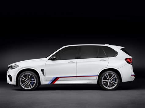 Bmw X6 Accessories by Bmw M Performance Accessories Announced For X5 M X6 M