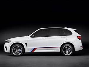 BMW M Performance Accessories Announced For X5 M X6 M