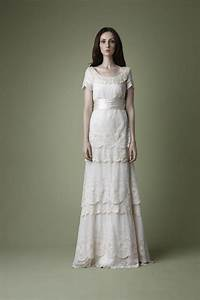 weddings through the decades 1900 1950 new orleans With edwardian style wedding dresses