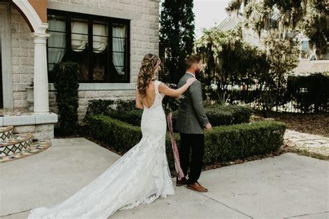 Romantic Jacksonville Wedding At The Tuscan River Estate