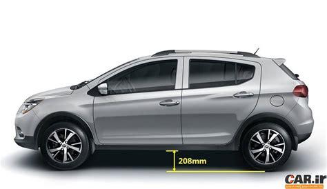 بررسی کامل لیفان X50  اخبار خودرو