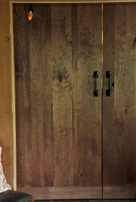 Sliding Barn Doors Rustic Sliding Barn Doors Interior