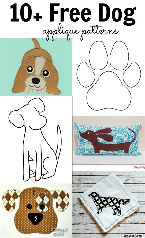 How To Applique by Free Applique Patterns Diy Crush Posts