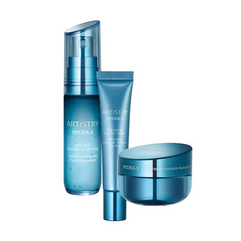 Amway products for dry skin