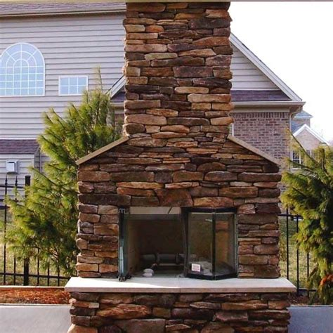 hton bay outdoor fireplace fireplace project