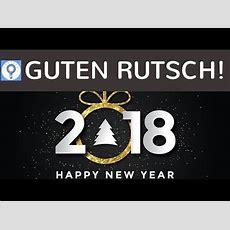 Zeit Für Einen Kurzen Rückblick 2017 & Guten Rutsch! Youtube