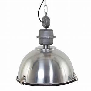 Lampe Suspension Industrielle : lampe industrielle ~ Dallasstarsshop.com Idées de Décoration