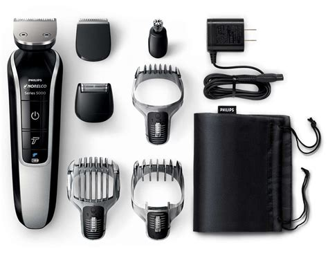 multigroom high performance grooming kit qg norelco