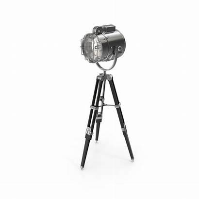 Studio Tripod Lamp Lighting Pixelsquid Clipground Psd